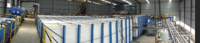 某PCB产业园废水处理及回用工程