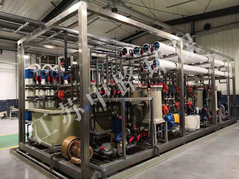电镀废水处理零排放工程